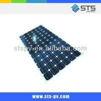Hot sale 120W pv solar panel