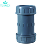 5 inch pvc pipe fittings rubber plastic pipe factory plumbing items water supply equipment
