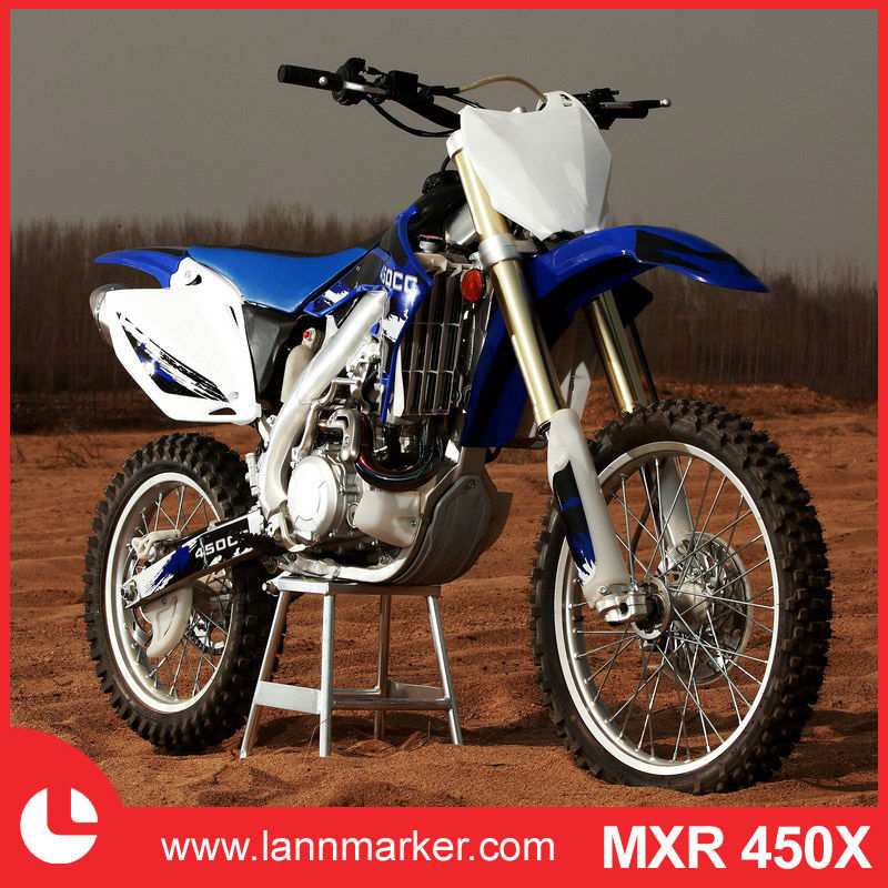 Chinese dirt bike 450cc