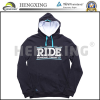 Cheap thick custom mens snowboard hoodies