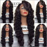 Wholesales Black Friday Human Hair Wig Full Lace Wig Body Wave Brazilian Human Hair
