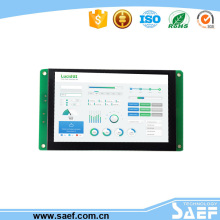 4.3 inch tft lcd touch panel with driver usb 2.0 to rs232/ RS485 Controller Board Industrial real-time FORTRAN