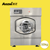 Industrial automatic laundry washing machine with extractor commercial washer and dryer