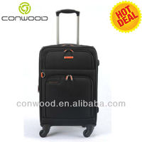 polyester luggage suitcase for business, travelling luggage set