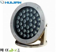 Zhongshan low price underwater led lights for bathtubs dmx512 rgb underwater light
