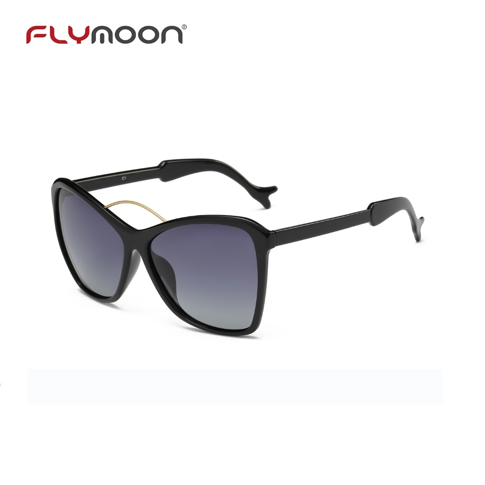 Cat Eye Promotional Adult custom oem Sun Glasses ,polarized Sunglasses