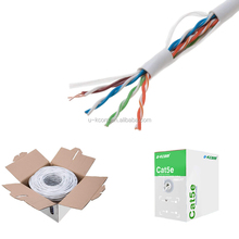 Cheapest 250MHz 8 conductors bare copper wire 23AWG cat6A utp cable for <strong>network</strong>