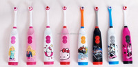 Million BD3003A New upgrade wholesale mini electric toothbrush with replacement heads