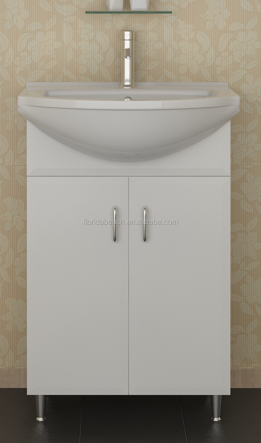bathroom cabinet high glossy white bathroom cabinet product on alibaba