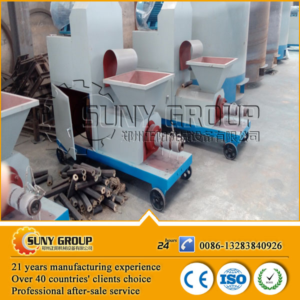 briquetting machine/wood charcoal making Furnace for BBQ charcoal