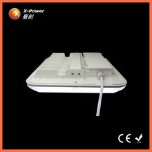 CE ROHS approal fashion design ip65 led ceiling lights square shape 60W 70W 80W for bathing room, gas station