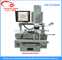 Other Type and motherboard/xbox360/cell-phones BGA chip reworking Usage effective bga repair machine RW-SV560A