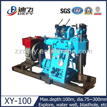 Geological Exploration Diamond Diamond Core Drilling Rig