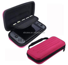 Durable Hard Travel Protective Carrying Case with 10pcs card slots for Nintendo Switch
