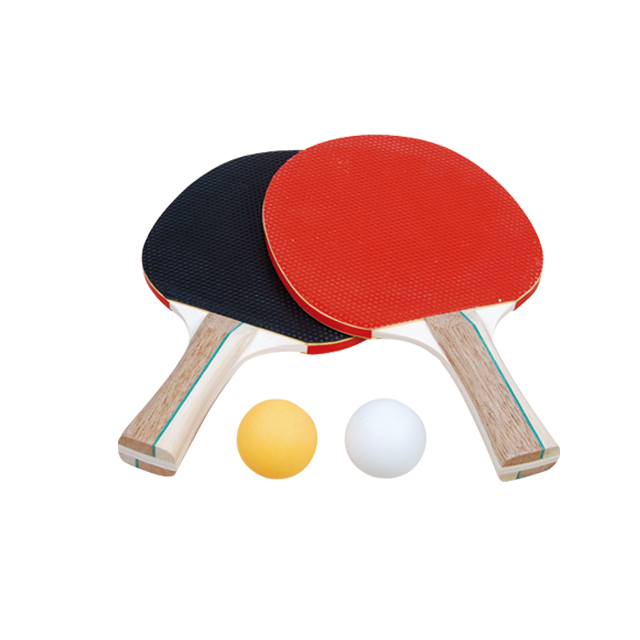 High quality competition table tennis bat four player set