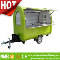 towable small churrasco concession churros coffee fast mobile food kitchen trailer for sale