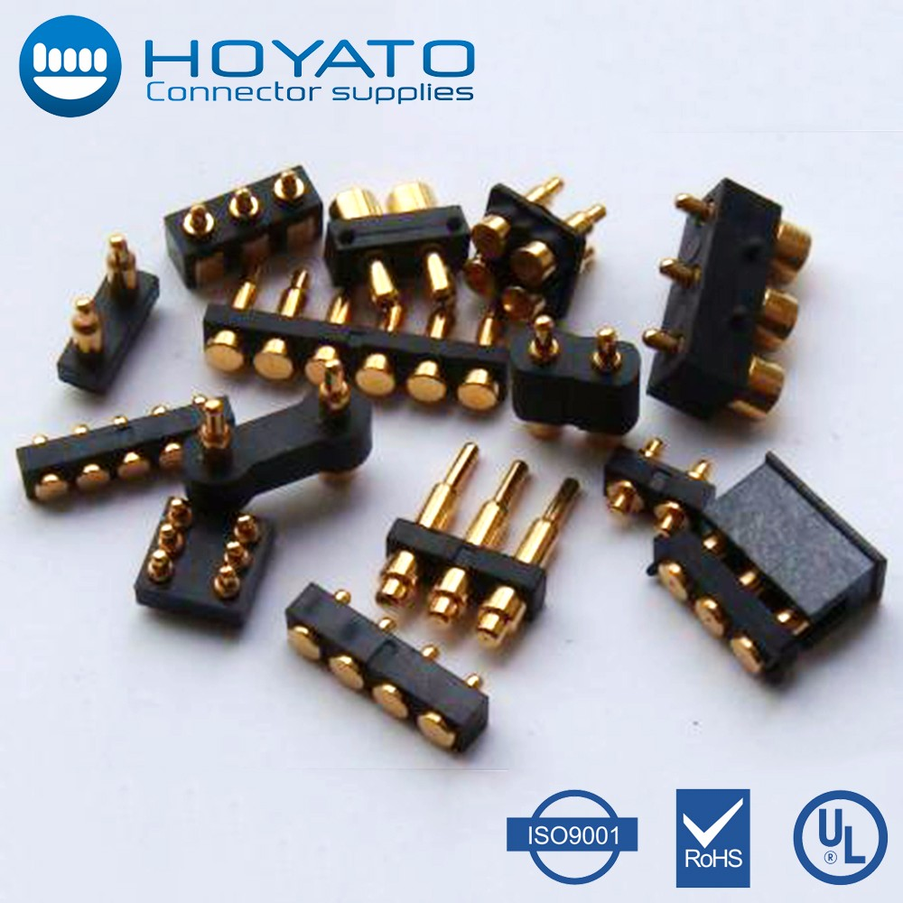Factory Spring loaded electrical contact pins pogo pin test probe pin