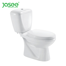 Engineering Project Floor Mounted Ceramic two-Piece Toilet