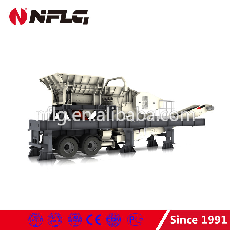 2016 hot selling product factory price mobile stone crusher with technical expert team