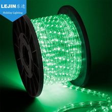 high waterproof led rope light fence outdoor use