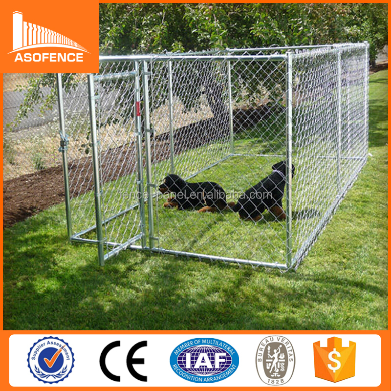 2016 cheap sale stainless steel dog cage