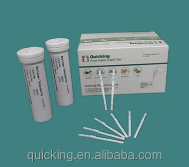 lateral flow test rapid test for antibiotics beta-lactams