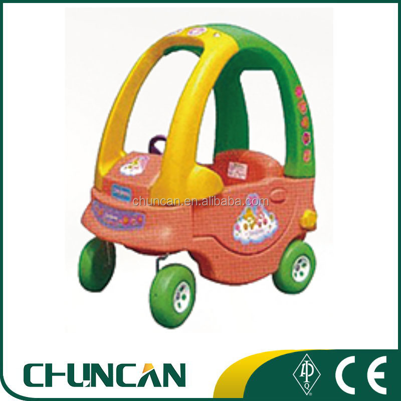 2015 Chuncan good quality new hotsaleing Kids Plastic Toy Car