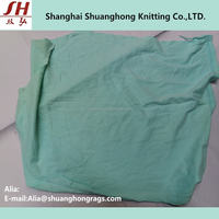 Cutted Industrial Light Cotton Cleaning Wipers Rags