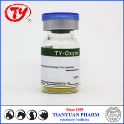 New Products Oxytetracycline Powder 5% Injection China Supplier
