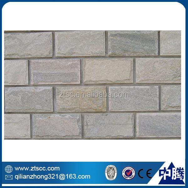 Split Surface Slate Tiles Decorative Natural Exterior Wall ...