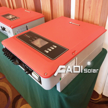 Economical custom design IP65 solar on grid inverter