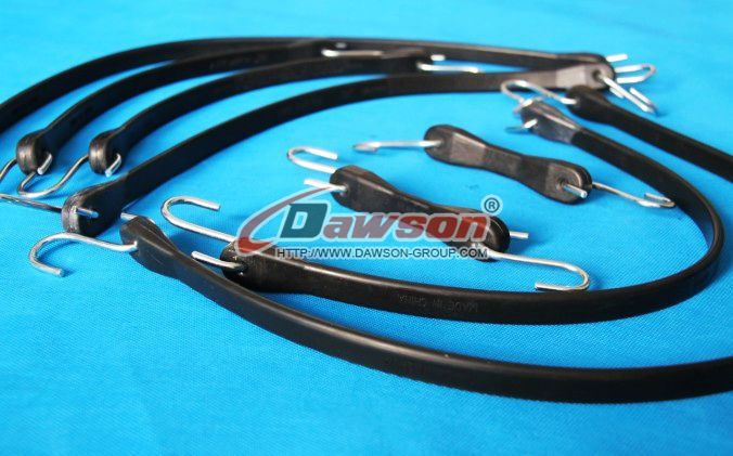 Quality Heavy Duty Epdm Rubber Tarp Straps China Supplier