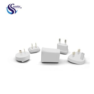 5v 12v 19v 0.5a 1.2a 1a 2a input 100 240v ac 50 or 60hz ac dc 2port usb interchangeable plug switching power adapter