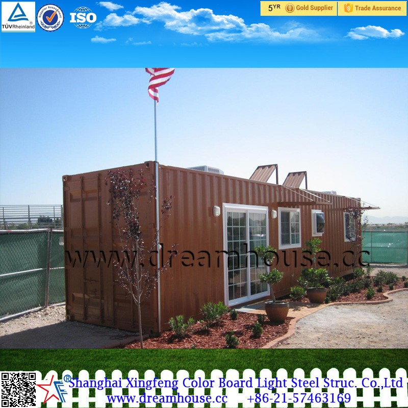 container housing unit/new shipping containers/modern container house