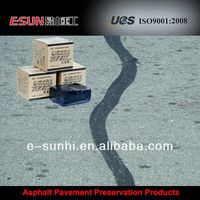 TE-I rubberized cement pavement filler