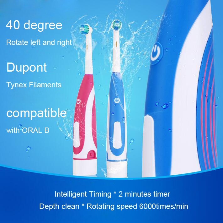 electric toothbrush compatible oral b