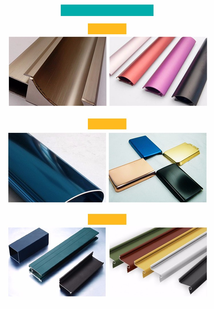 Hot Selling Custom Aluminum Extrusion Profile
