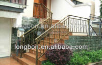 Top-selling ornamental iron stair railings