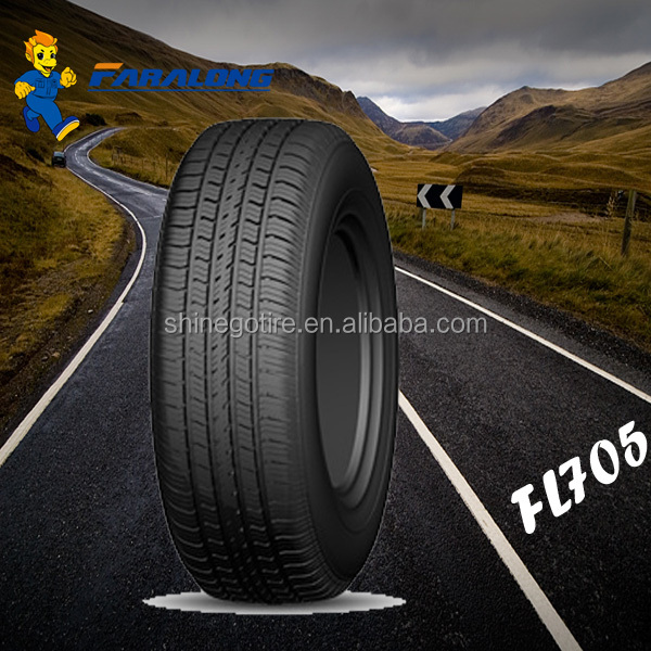 Faralong FL705 Equal to Korea Tire Quality, With German Tire Manufacturers Facility
