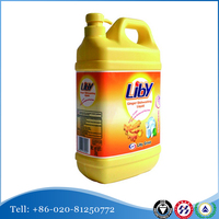 Liby Households Products Concentrate Ginger Dish Washing Liquid