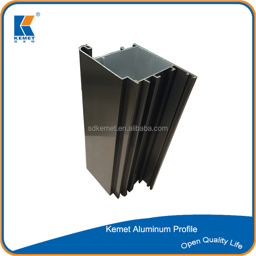 exclusive patent electrophoresis single nickel salt aluminum profile for casement
