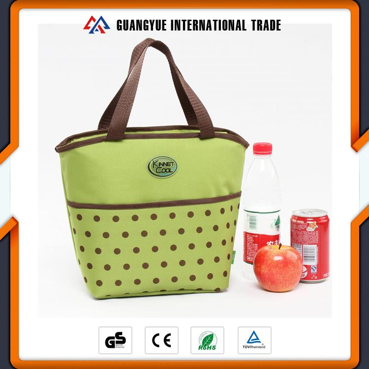 Guangyue Quality Products Oxford Cooler Bag For Frozen Food