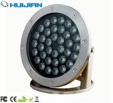 LED wall washer zhongshan watertight lighting fixtures led underwater lights for fountains