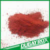 Factory Oxide Pigment Red Color for Stamp Concrete