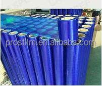 Chinese jiaxing new hot ldpe blue film
