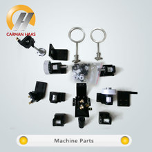 Hot Sale CO2 Laser Tube Mount, Reflective Mirror Mount for CO2 Laser Machine Parts