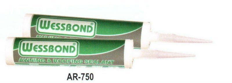 Awning & Roofing silicone sealant