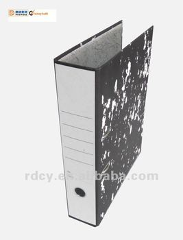 Newest popular A4/FC Marble Lever Arch File
