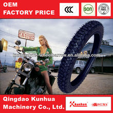 motorcycle tires 3.00-23 2.75-18 from China OEM factory price,KM009