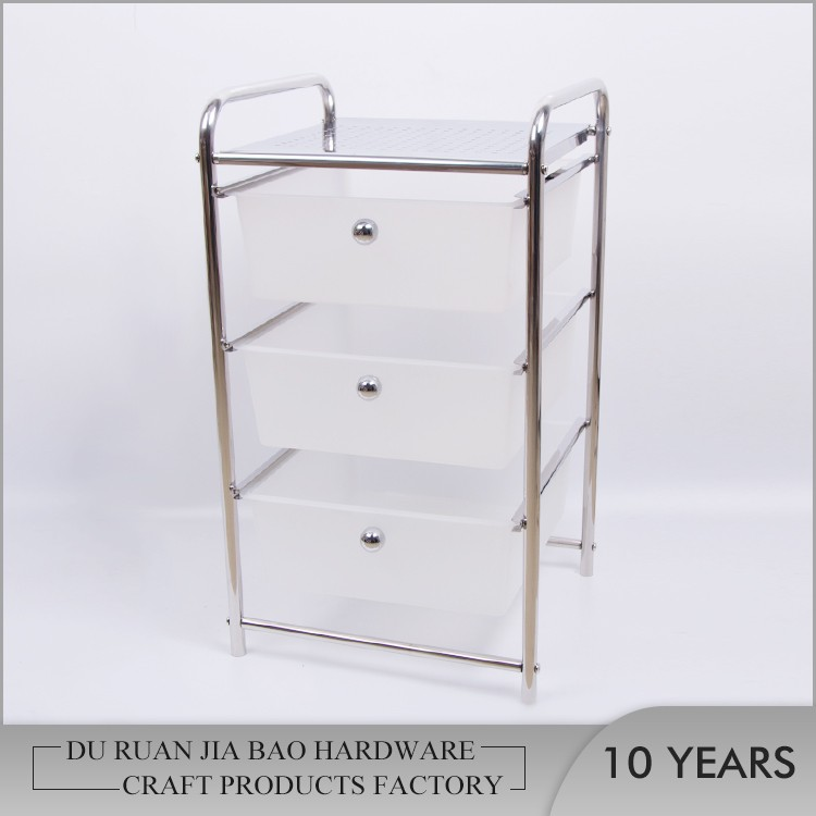 High quality practical furniture metal storage cabinet,simple design storage cabinet shelves with plastic drawer